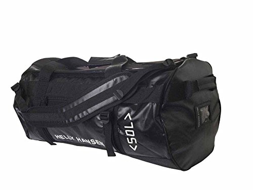 Helly Hansen Duffel Bag – Black, 50 Litre