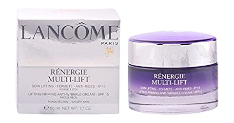 Renergie by Lancome Multi-Lift Lifting Firming Anti-Wrinkle Day Cream SPF15 (Dry Skin) 50ml