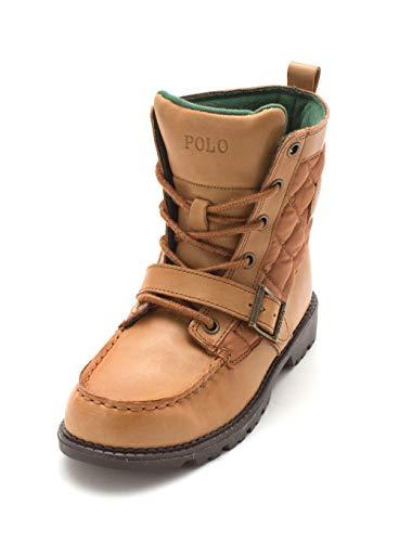 Polo by Ralph Lauren Frauen Ranger Hi 2 Geschlossener Zeh Fashion Stiefel Braun Groesse 0 Us / (Unter Lauren 50 Ralph Schuhe Frauen)