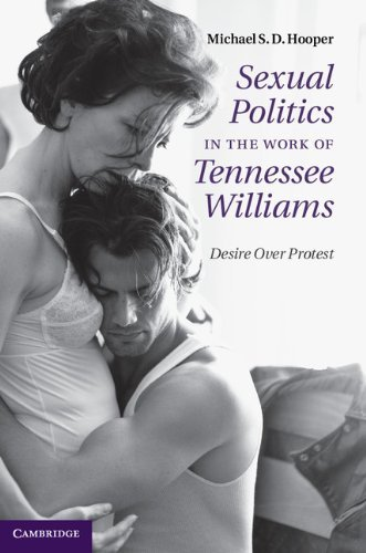 Sexual Politics in the Work of Tennessee Williams: Desire over Protest by Dr Michael S. D. Hooper (2012-05-28)