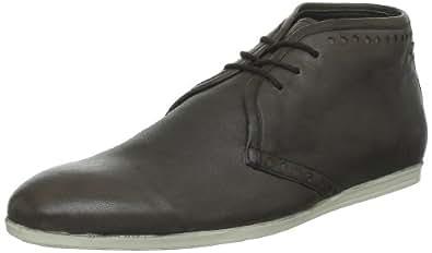 Route 66 Sneaker Butler, Chaussures à lacets homme - Marron, 40 EU