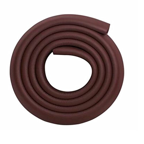 Magideal Baby Safety Table Edge Corner Cushion Guard Strip Bumper Protector Coffee