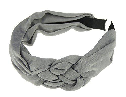 Haarreif, Satin, Chiffon, dreifach geknüpft, Drapierung (Valentines Tag Hat)