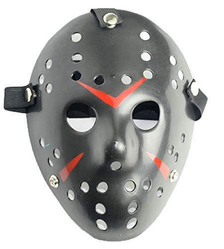 OENKIKIN Halloween Maske Freddy Wars Jason Maskerade Maske Horror Harz Weihnachtsmaske Halloween Kostüme und Masquerade Cosplay ()