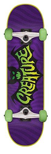 Creature Batty LG Sk8Komplettieren 19,7x 79,8cm komplett Skateboard