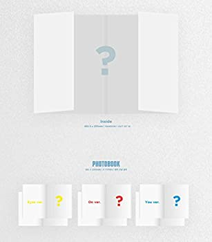 Got7 – Eye On You [Eye Ver.] Cd + Fotobuch + 3 Fotocards + Gefaltet Poster + Pre-order Vorteile + Geschenke 4