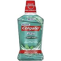 Enjuague bucal Plax Sensitive de Colgate, antibacterias