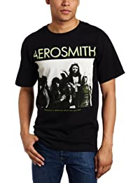 Aerosmith America's Greatest RNR Band T-Shirt