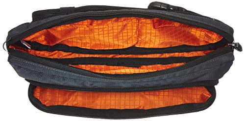 Relags Uni Lifeventure Hüfttasche 'Rfid Hip Pack' -Model 2 Tasche, Schwarz, 29.5 x 13 x 5.5 cm Schwarz