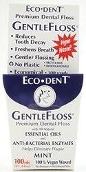 Eco Dent Dental Floss Gentle Floss 100 Yd