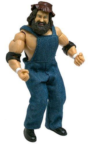 WWE Jakks Pacific Wrestling Classic Superstars Series 4 Action Figure Hillbilly Jim by WWE