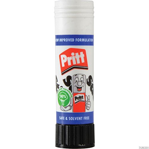 Pritt-Stick-Glue-Solid-Washable-Non-toxic-Large-43-g-Ref-1456072-Pack-of-5