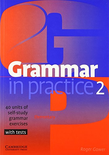 Grammar in Practice 2 (Face2face S)