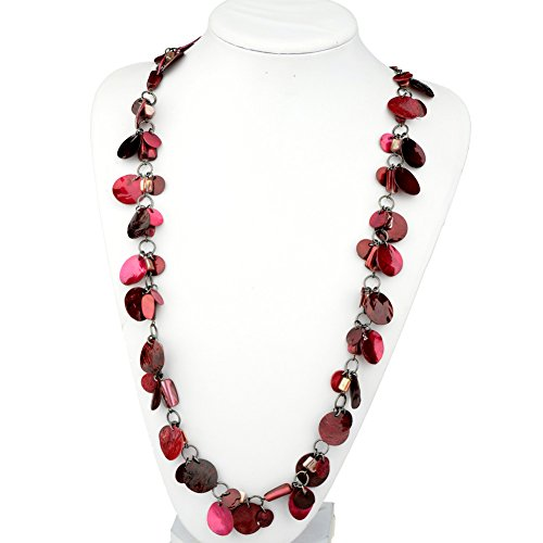 honeyjoy-mujeres-multiples-rojo-chocolate-petalos-collar