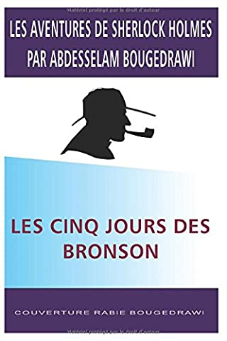 Detective Conan Tome 5 - Les cinq jours des Bronson. Une aventure