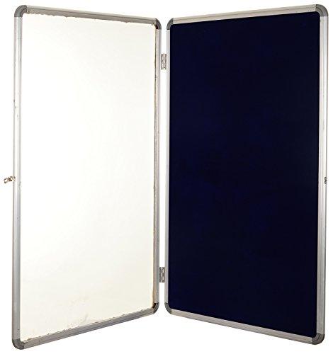 Cosmic Notice Board with Acrylic Door Cover 2 X 3 FEET