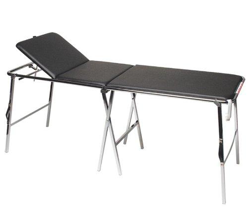 Lettino valigia pieghevole portatile infermieria spogliatoi massaggi estetista