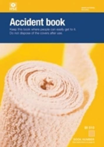 The Official Accident Book: BI 510