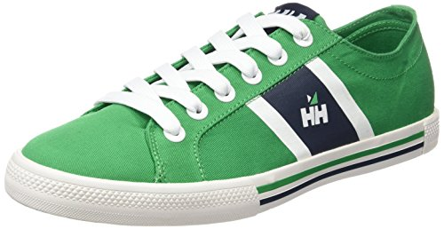 Helly Hansen - Berge Viking Low, Scarpe sportive Uomo Multicolore (270 Smaragd Green / Vulc. Whit)