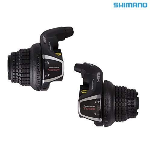 Shimano Changement de Vitesses par Poignée Tournante Tournoi Sl-Rs35 Combi 3 X 6