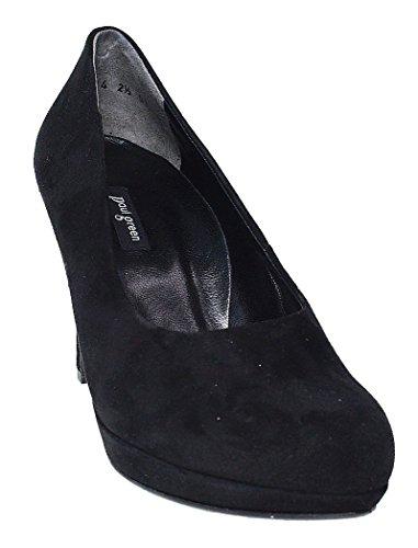 Paul Green - High-Heels Damen Pumps - blau Nero