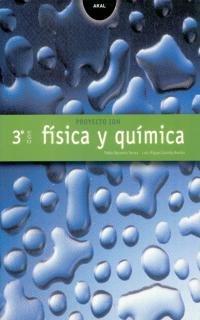 Física y Química 3º ESO. Proyecto Ión (Enseñanza secundaria) - 9788446019688