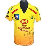Chennai Super Kings (CSK) IPL Jersey 2018