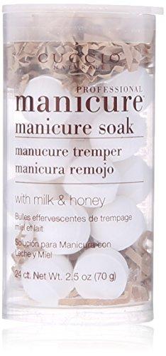 Cuccio Naturale Milk & Honey Manicure Soak Balls