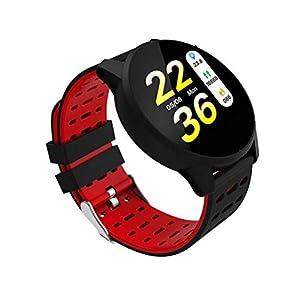 B2 Unisex Smartwatch Android IOS Bluetooth Wasserdicht Touchscreen Herzfrequenz Monitor Blutdruckmessung Sport Stoppuhr Schrittzähler Anruf Erinnerung Aktivitätstracker Schlaf-Tracker