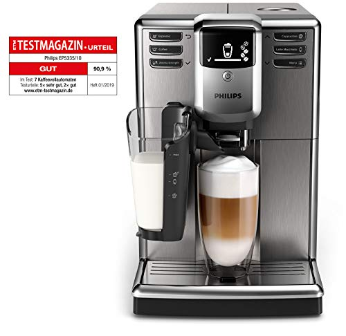 Philips 5000 EP5335/10 Kaffeevollautomat (mit LatteGo Milchs