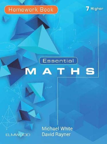Essential Maths 7 Higher