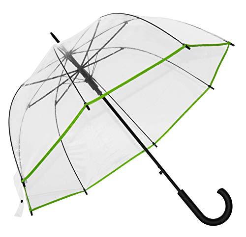 Baciami Paraguas Cúpula Transparentes ⌀ 90cm Automatico