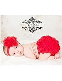Culotte cache couche bébé 0 à 2 ans, modèle Little froufrou (A) 0/ 3 mois,3/9 mois,9/18 mois ,9/18 mois