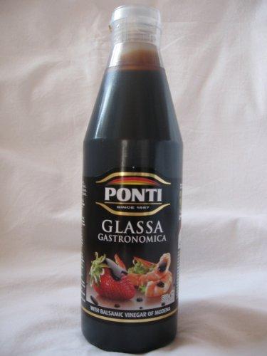 Ponti Glassa Gastronomica 'Balsamicocreme', 500 Gramm