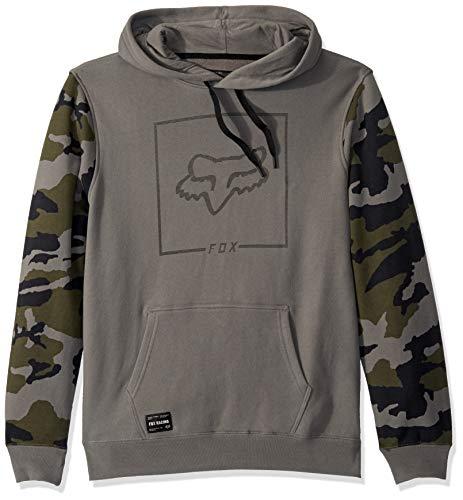 Chapped Pullover Fleece Camo XL -