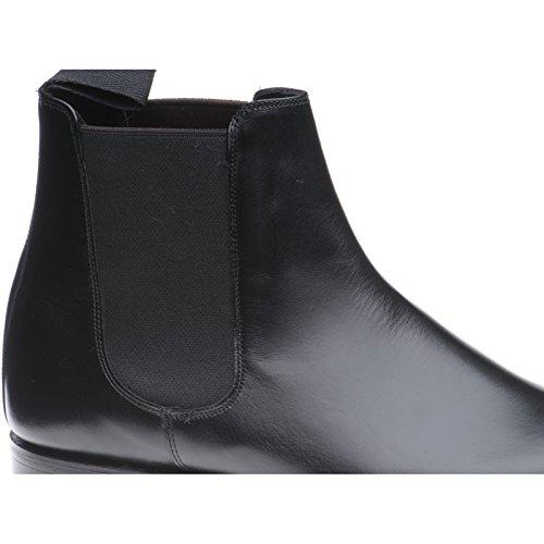 Herring  Herring Wilson, Chukka boots homme Noir - Black Calf