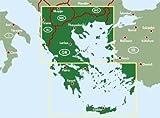 Griechenland, Autokarte 1:500 - 000, freytag & berndt Auto+Freizeitkarten - Freytag-Berndt und Artaria KG