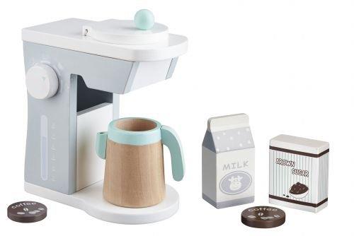 Kids Concept alle anderen Küchenspielzeug ConceptCoffe Maker Set, Mehrfarbig (1)