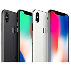 Apple iPhone X 256Go Argent (Reconditionné)