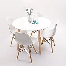 Mesas redondas - Mesas redondas para cocinas ...