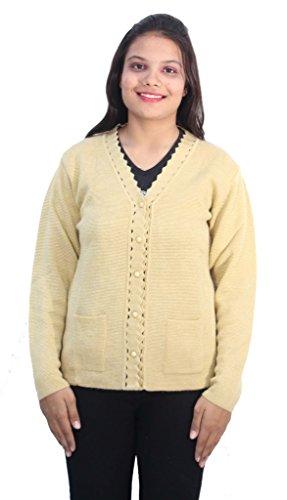 Romano Damen Mantel, Einfarbig Beige Beige Gr. XXX-Large, Beige - Beige