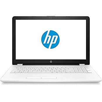 "HP 15-BW017NS - Portátil de 15.6"" (AMD A6-9220 2.5 GHz, disco duro de 500 GB, RAM de 8 GB, Windows 10 Home) color blanco nieve"