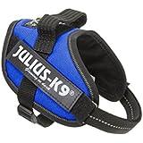 julius-k9idc-powerharness, tamaño mini-Mini, azul