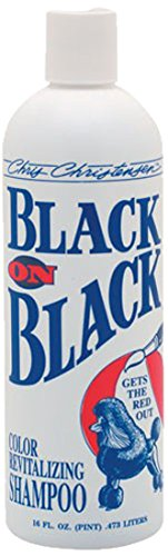 Chris Christensen Black on Black Shampoo, 16-ounce by Chris Christensen