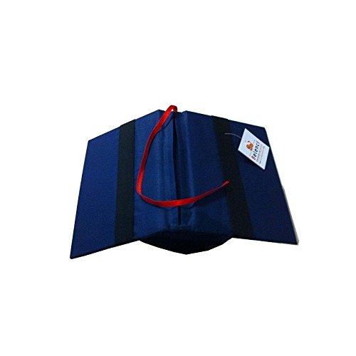 Belenci PS00025 - Almohadón de lectura, color azul