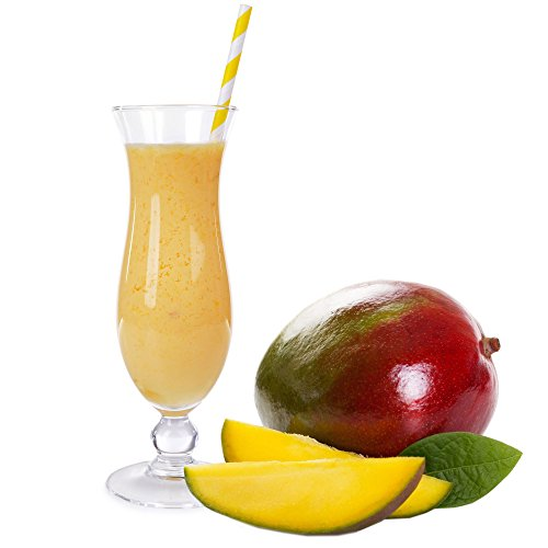 Mangosaft Pulver - Mango Fruchpulver - aus 100 % Frucht mit Maltodextrin 1 Kg (Pulver-brunnen)