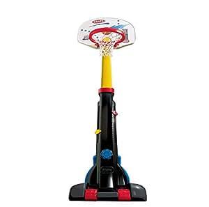 little tikes 433910060 jeu de plein air grand basket ball jeux et jouets. Black Bedroom Furniture Sets. Home Design Ideas