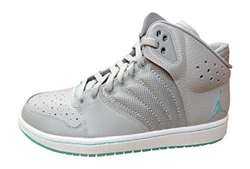 Nike  Jordan 1 Flight 4 Prem, espadrilles de basket-ball homme Gris