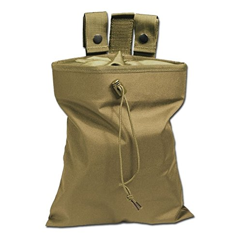 Mil-Tec Empty Shell Pouch, Coyote, 30 x 23 x 5.5 cm