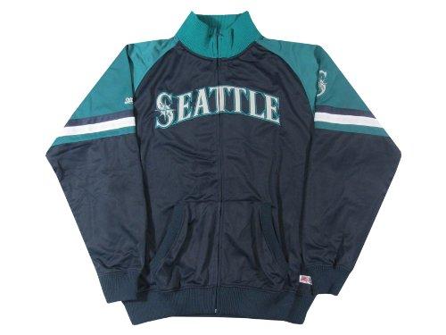 Stitches MLB Herren Track Jacke, Team Farbe, Unisex - Erwachsene, Navy, X-Large -